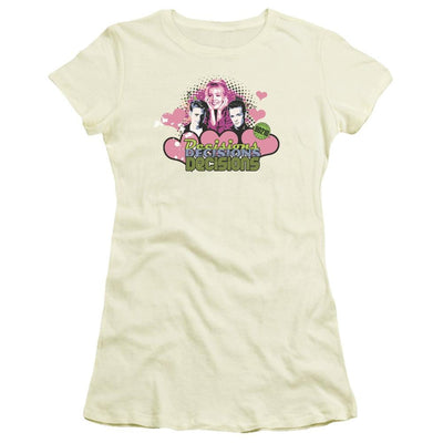 Beverly Hills 90210 Decisions Juniors T-Shirt
