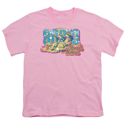Beverly Hills 90210 Beach Babes Youth T-Shirt (Ages 8-12)
