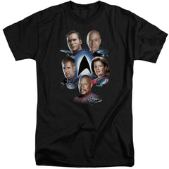 Star Trek Starfleet's Finest Adult Tri-Blend T-Shirt