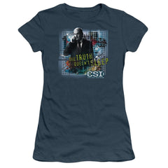 Csi Truth Doesn't Sleep Junior T-Shirt