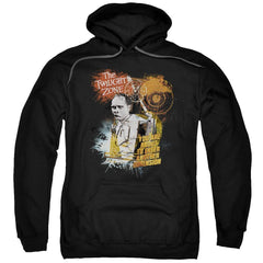 Twilight Zone - Enter At Own Risk Adult Pull-Over Hoodie