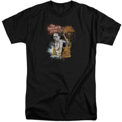 Twilight Zone Enter At Own Risk Adult Tri-Blend T-Shirt