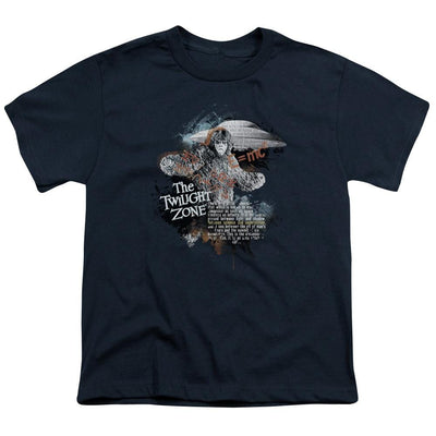 The Twilight Zone Science&superstition Youth T-Shirt (Ages 8-12)