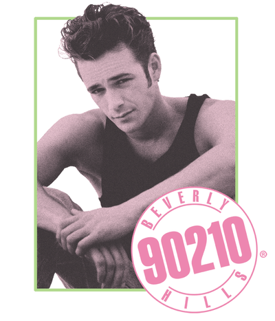 Beverly Hills 90210 Dylan Men's Tall Fit T-Shirt