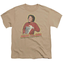 Mork & Mindy Mork Iron On Youth T-Shirt