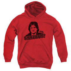 Mork & Mindy Shazbot Youth Pull-Over Hoodie