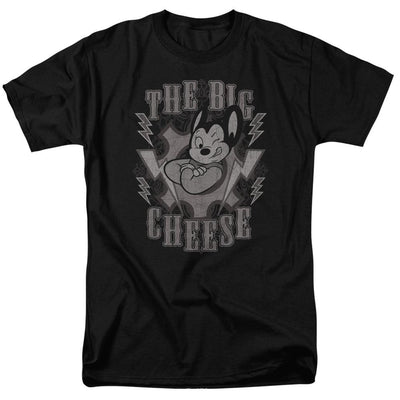 Mighty Mouse The Big Cheese Men's Regular Fit T-Shirt