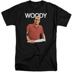 Cheers Woody Adult Tri-Blend T-Shirt