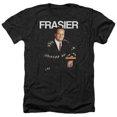 Cheers Frasier Adult Regular Fit Heather T-Shirt