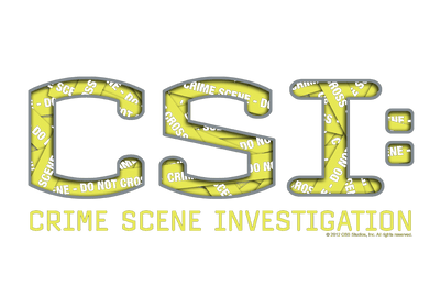 CSI Collage Logo Juniors T-Shirt