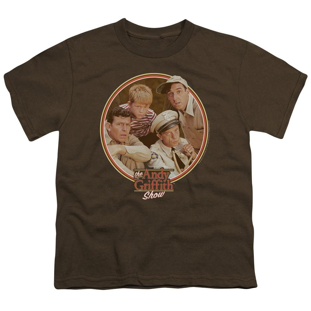 Andy Griffith - Boys Club Youth T-Shirt (Ages 8-12)