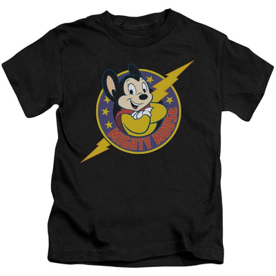 Mighty Mouse Mighty Hero Kid's T-Shirt (Ages 4-7)