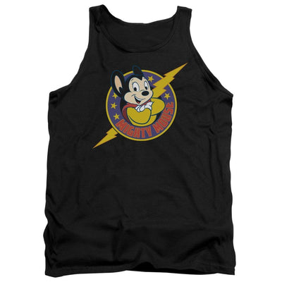 Mighty Mouse Mighty Hero Men's Tank
