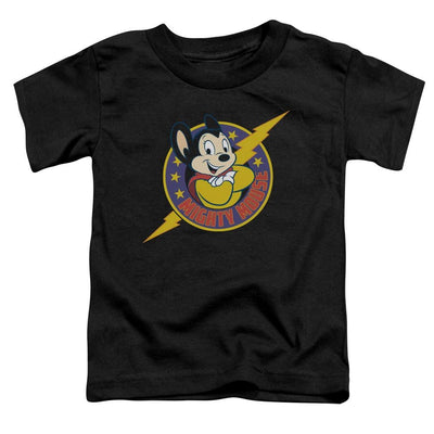 Mighty Mouse Mighty Hero Toddler T-Shirt