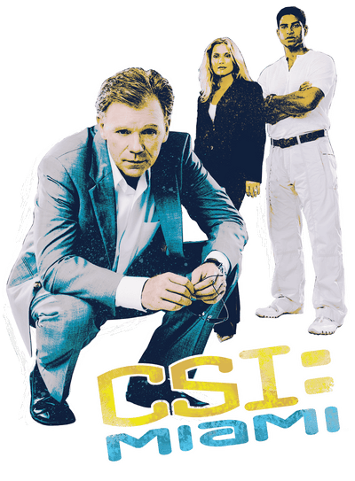 CSI: Miami Perspective Juniors T-Shirt