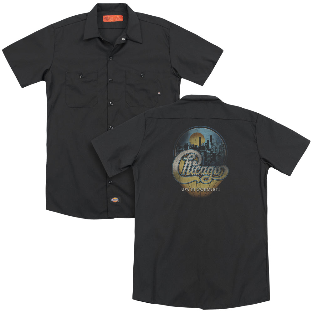 Chicago Live Adult Work Shirt