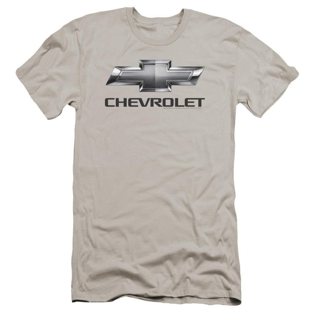 Chevrolet Chevy Bowtie Premium Adult Slim Fit T-Shirt