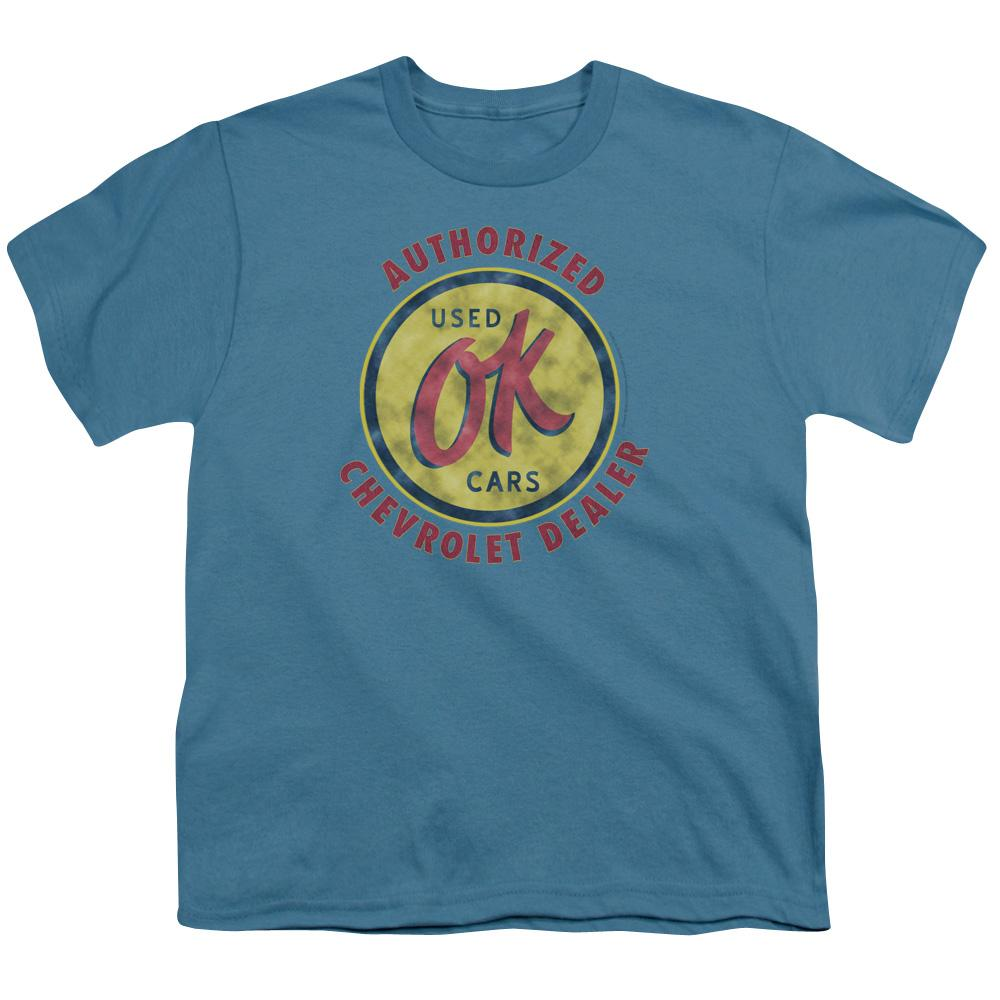 Chevy - Chevy Ok Used Cars Youth T-Shirt