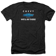 Chevy - We'll Be There Adult Regular Fit Heather T-Shirt