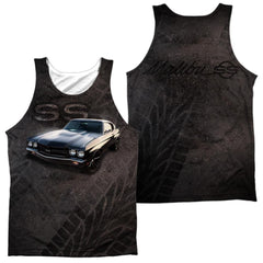 Chevrolet Muscle Chevelle Ss Adult Tank Top