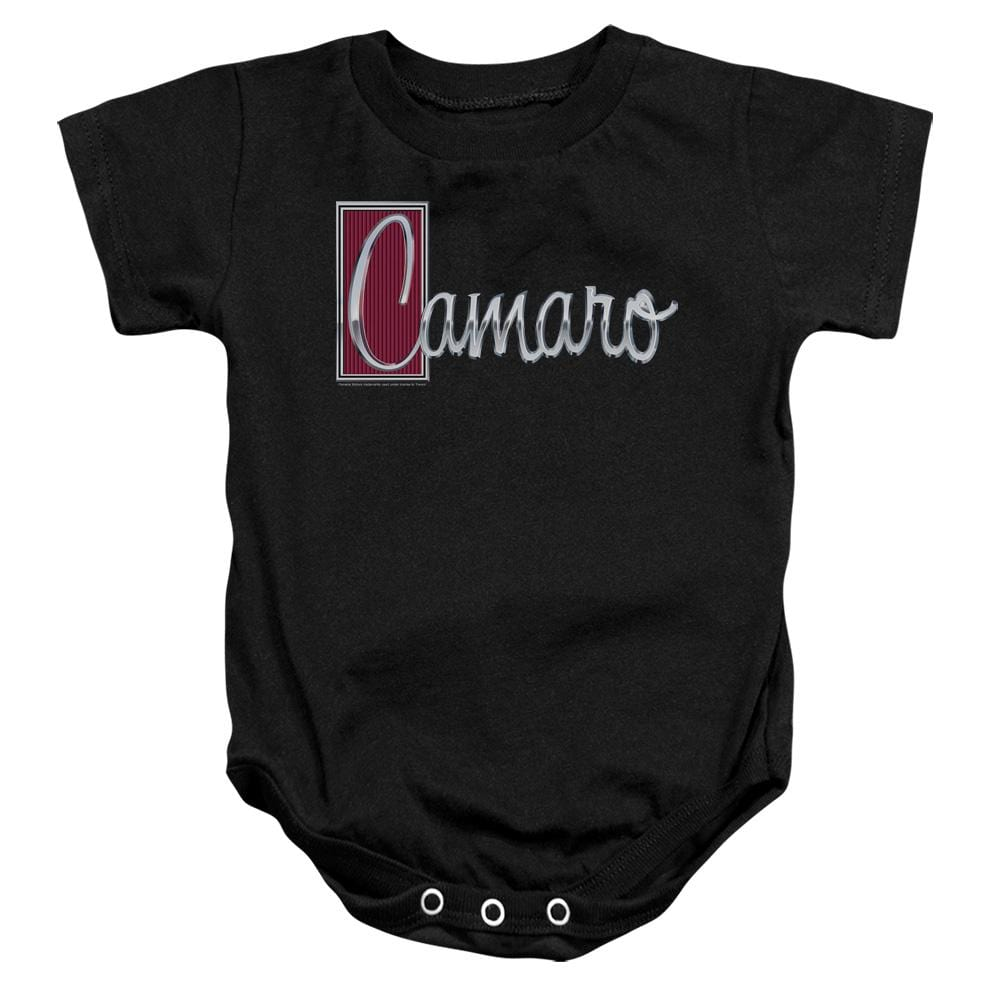 Chevy - Chrome Script Baby Onesie