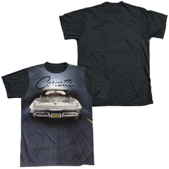 Chevrolet - Bright Lights Adult Black Back 100% Poly T-Shirt