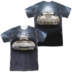 Chevrolet Bright Lights Adult All Over Print 100% Poly T-Shirt