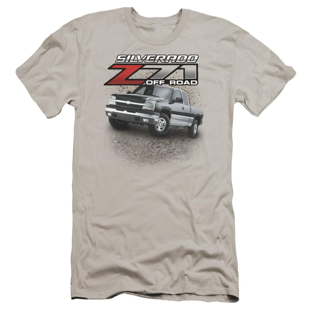 Chevrolet Z71 Premium Adult Slim Fit T-Shirt