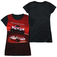 Chevrolet - Silver Bullet Junior All Over Print 100% Poly T-Shirt