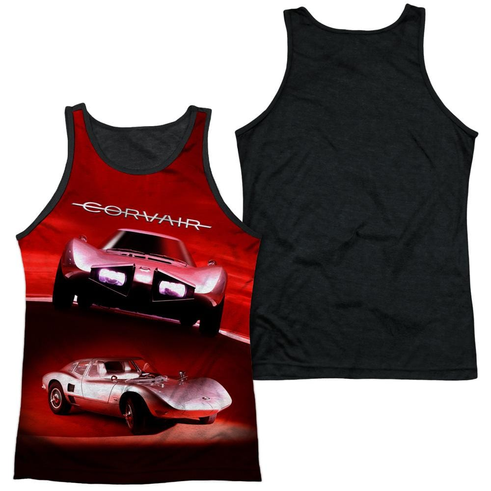 Chevrolet - Silver Bullet Adult Tank Top