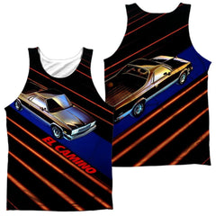 Chevrolet Laser Camino Adult Tank Top