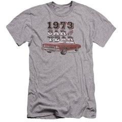 Chevrolet Car Of The Year Premium Adult Slim Fit T-Shirt