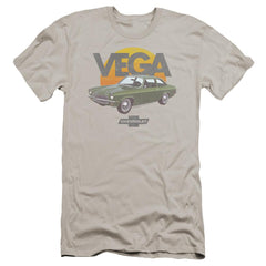 Chevrolet Vega Sunshine Premium Adult Slim Fit T-Shirt