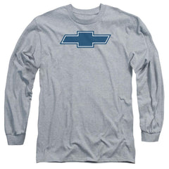 Chevy - Simple Vintage Bowtie Adult Long Sleeve T-Shirt