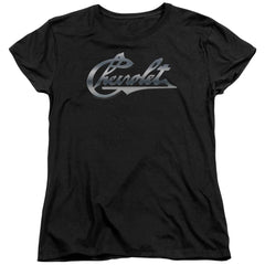 Chevy - Chrome Vintage Chevy Bowtie Women's T-Shirt