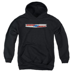Chevy - 56 Bel Air Emblem Youth Hoodie