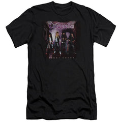 Cinderella Night Songs Premium Adult Slim Fit T-Shirt