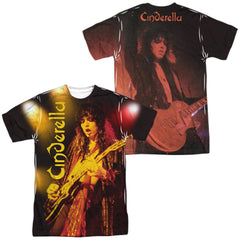 Cinderella Live Show Adult All Over Print 100% Poly T-Shirt