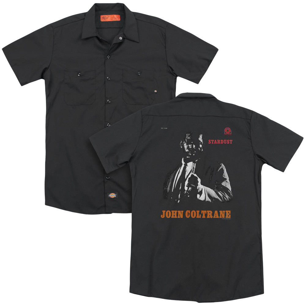 John Coltrane Coltrane Adult Work Shirt