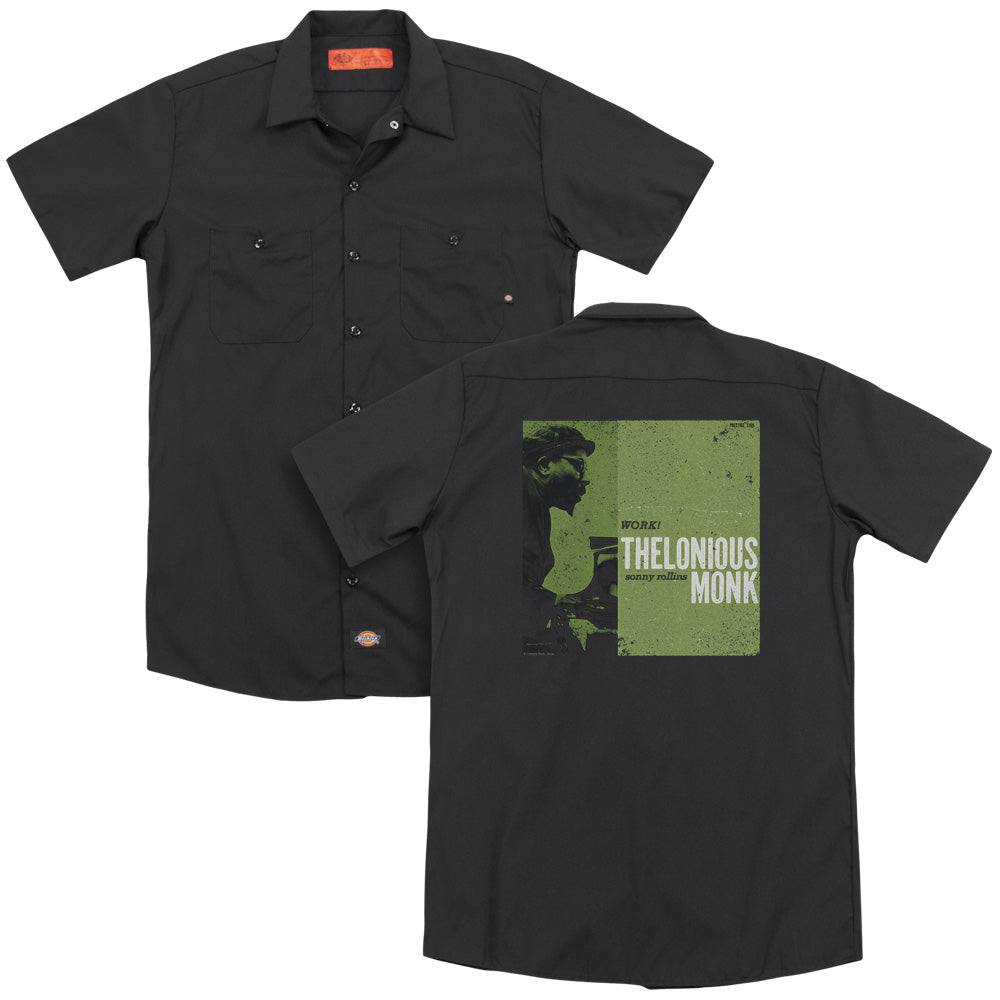 Thelonious Monk Work Adult Work Shirt