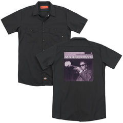 Miles Davis Prince Adult Work Shirt