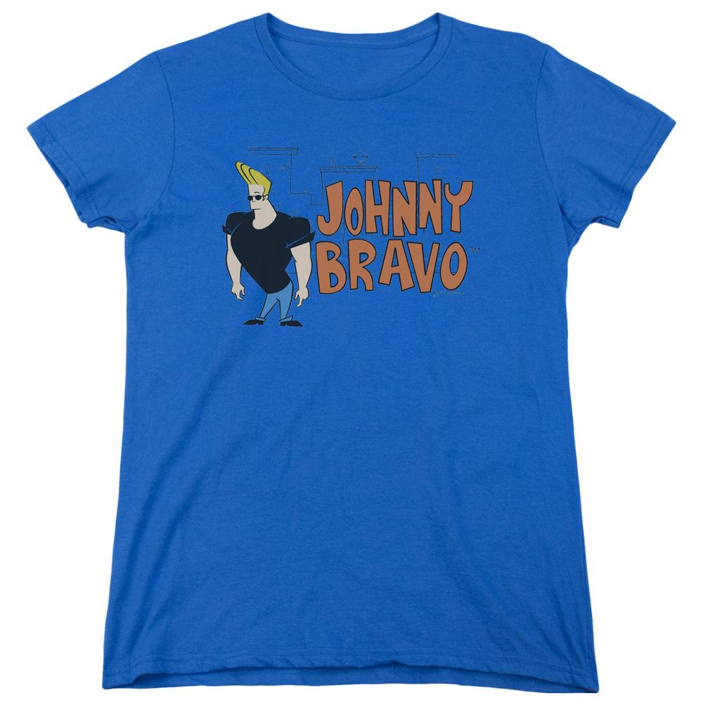 Johnny Bravo - Johnny Logo Women's T-Shirt