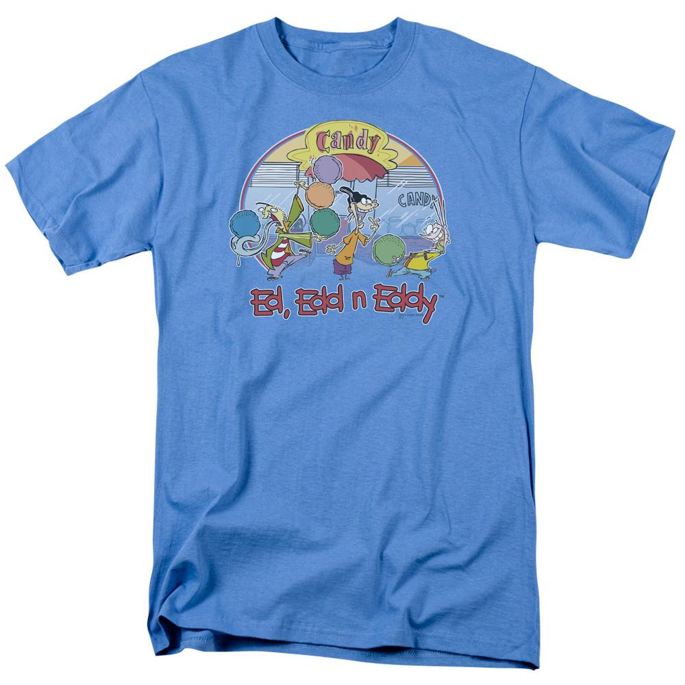 Ed Edd Eddy Jawbreakers Adult Regular Fit T-Shirt