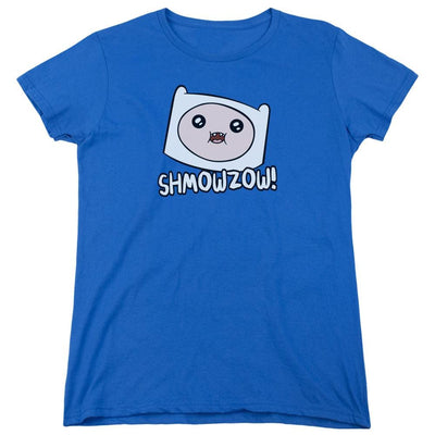 Adventure Time Shmowzow Women's T-Shirt