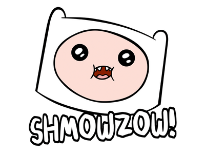 Adventure Time Shmowzow Juniors T-Shirt