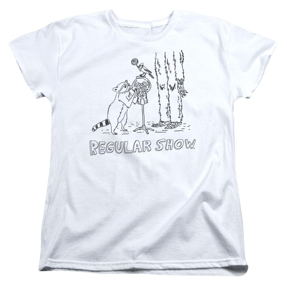 The Regular Show - Tattoo Art Women's T-Shirt