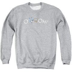 The Regular Show - Ooooh Adult Crewneck Sweatshirt