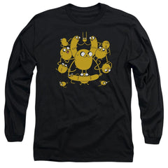Adventure Time - Jakes Adult Long Sleeve T-Shirt