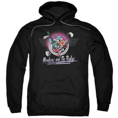 The Regular Show - Mordecai & The Rigbys Adult Pull-Over Hoodie