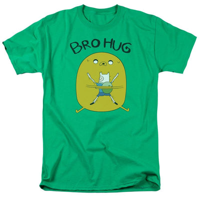 Adventure Time Bro Hug Men's Regular Fit T-Shirt
